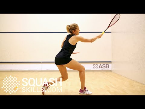 Squash tips: The benefits of taking the ball early