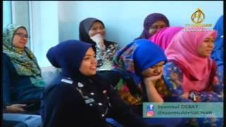 Syamsul Debat - Aspirasi Taqwa Bhg1 Video