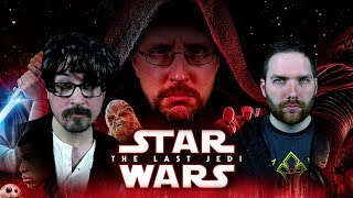 Video Star Wars: The Last Jedi - Nostalgia Critic MP3, 3GP, MP4, WEBM, AVI, FLV Agustus 2018