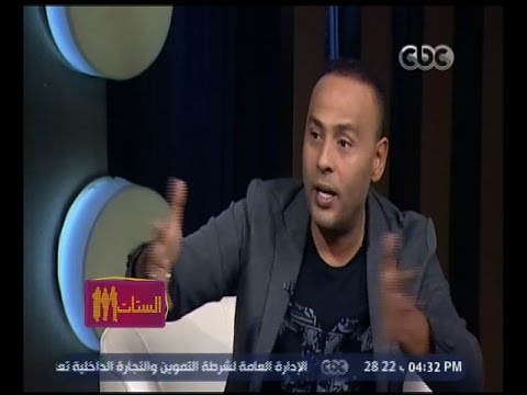 """بطريقة """"النبطشي""""..محمود عبد المغني يقدم مذيعات """"الستات مايعرفوش يكدبوا"""""""