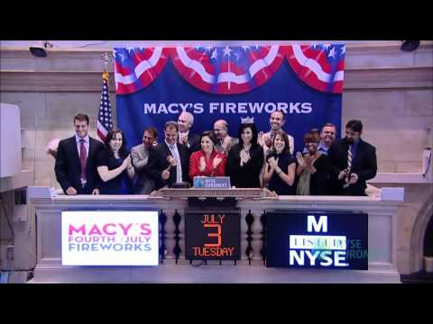 Macy's Celebrates 36th Annual Macy's 4th of July Fireworks®
