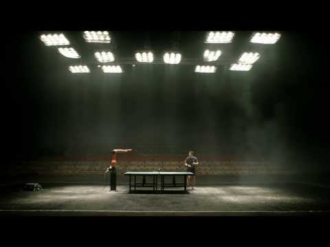 The Duel  Timo Boll vs  KUKA Robot