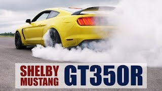 The Shelby Mustang GT350R is an epic track weapon that loves to kill tyres. So let's do this!SUBSCRIBE: http://bit.ly/CTSubscribeVISIT OUR SHOP: https://shop.carthrottle.com/SNAPCHAT! http://bit.ly/CTSNAP----- Follow Car Throttle -----Subscribe to Car Throttle: http://bit.ly/CTSubscribeOn our website: http://www.carthrottle.comOn Facebook: http://www.facebook.com/carthrottleOn Twitter: http://www.twitter.com/carthrottle----- Music by -----Tom Kent: http://www.tomkentmusic.co.ukYouTube: http://youtube.com/tomkentmusic
