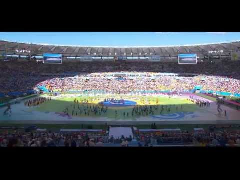 Closing Ceremony FIFA World Cup 2014 Full Show