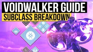 Destiny 2 News - Warlock Voidwalker Subclass Tree Abilities: First Look, Guide & New Gameplay! (Destiny 2 Beta)▻ LATEST DESTINY 2 GUIDEShttps://www.youtube.com/playlist?list=PL7I7pUw5a282KrtVZEeCChYgyjsa3kd_2▻Use code 'Houndish' for 10% off KontrolFreek Productshttp://www.kontrolfreek.com?a_aid=Houndish▻SUBSCRIBE for more destiny videoshttps://www.youtube.com/subscription_center?add_user=Houndishgiggle1910▻SAVE 5% ON DESTINY 2 FOR PC https://uk.gamesplanet.com/game/destiny-2-battlenet-key--3314-1?ref=hound▻Say Hi on Twitterhttps://twitter.com/xHOUNDISHx