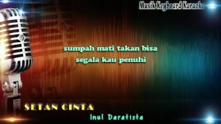 Inul Daratista - Setan Cinta Karaoke Tanpa Vokal