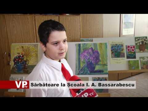 Sărbătoare la Școala I. A. Bassarabescu