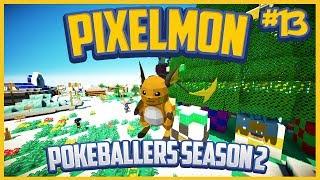 Pixelmon Server Pokeballers Adventure Season 2 Episode 13 - Legendary Weekend!