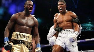 Video Wilder vs Joshua: Who is hardest puncher? MP3, 3GP, MP4, WEBM, AVI, FLV Maret 2019