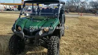 8. 2018 Yamaha Viking VI