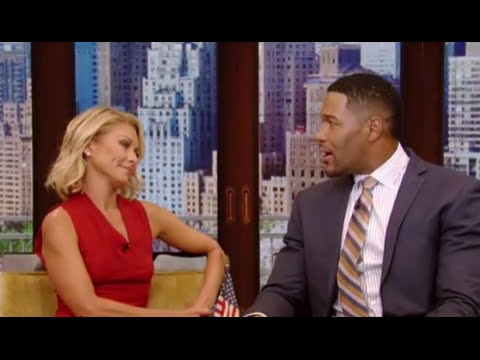 Kelly Ripa Makes A Few Jokes in Opening Remarks on Live