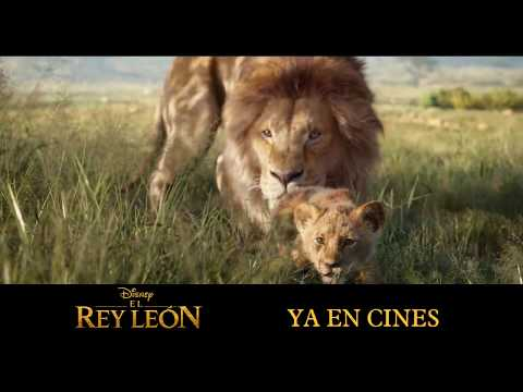 El Rey León - Anuncio:?>