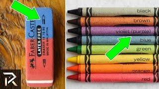 10 Everyday Things You Didn't Know About SCHOOL