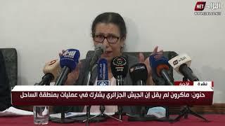 لويزة حنون : نتفق مع الدعوة إلى إبعاد بعاد المال عن العمليات الانتخابية