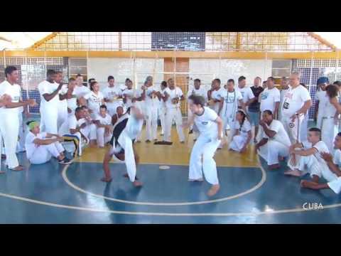 Cuba Produtora   Encontro Regional  e Batizado de Capoeira em Fronteira MG  28 08 2004