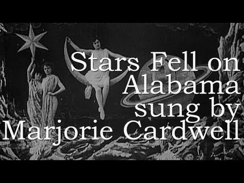 ", title : 'Marjorie Cardwell - STARS FELL ON ALABAMA w. Lyrics & Chords - From ""A Tribute To RICK NELSON""'"