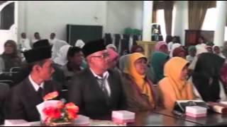Pelantikan Pejabat Eselon Iv Dan Pejabat Fungsional Pemkab Pasaman