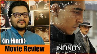 The Man Who Knew Infinity - Movie Review