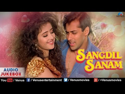 Video Sangdil Sanam - Bollywood Hindi songs | Salman Khan, Manisha Koirala | Audio Jukebox download in MP3, 3GP, MP4, WEBM, AVI, FLV January 2017
