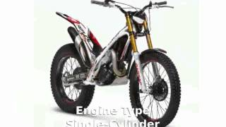 9. 2012 GAS GAS TXT Raga 250 - Info, Specification