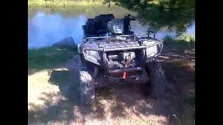 9. 2006 Polaris Sportsman 450