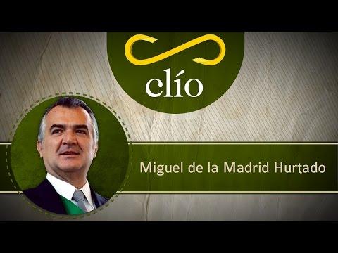 Minibiografía: Miguel de la Madrid