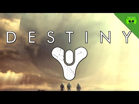 DESTINY BETA # 1 - Alles auf Anfang «» Let's Play Destiny Beta PS4 | Full HD