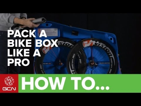 How To Pack A Bike Box Like A Pro