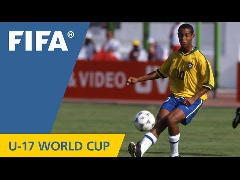 Great champions of past U-17 World Cups
