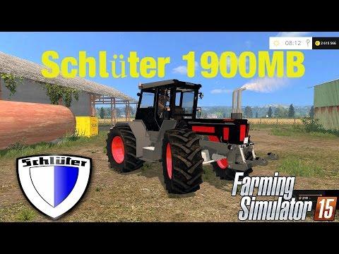 Schluer 1900MB v1.0