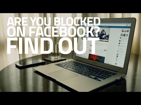 How To Find Out If You're Blocked on Facebook