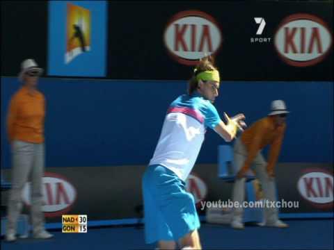 Novak djokovic - forehand winner