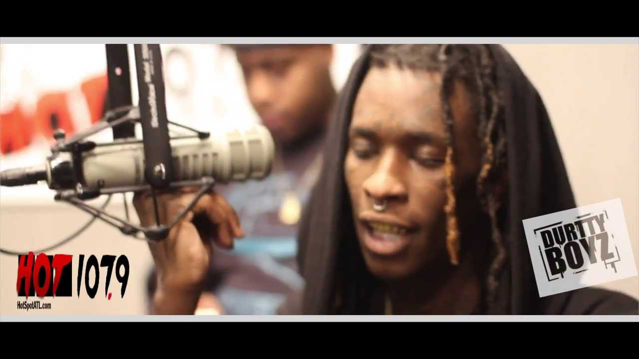 Exclusive Young Thug Premiere w/ Hot107.9