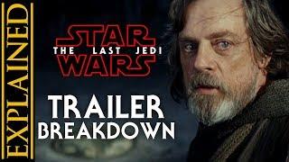 Video The Last Jedi Trailer Breakdown and Analysis MP3, 3GP, MP4, WEBM, AVI, FLV Desember 2017