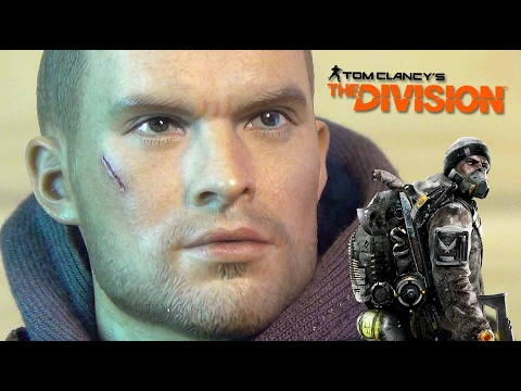 Обзор The Division THE DARKZONE AGENT VM-017 - VTS TOYS
