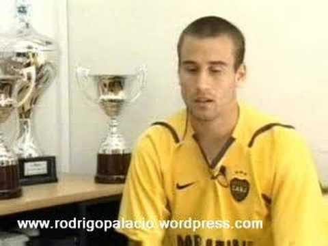 Entrevista de ESPN a Rodrigo Palacio