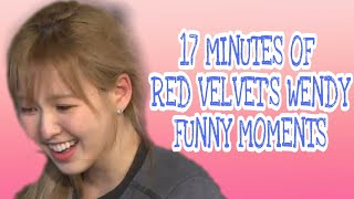 Video 17 Minutes Of Red Velvet's Wendy Funny Moments MP3, 3GP, MP4, WEBM, AVI, FLV April 2019