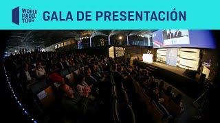 Gala de Presentación World Padel Tour 2019