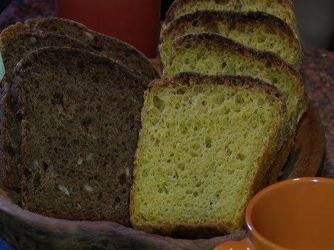 Житомирянка показала як пече справжній хліб