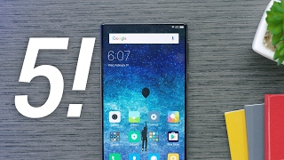 Top 5 Future Smartphone Features!, tin công nghệ, công nghệ mới, công nghệ số