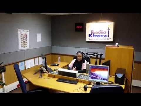 Makhosi's Breakfast Show on Radio Khwezi