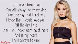 Video Never Forget You - Zara Larsson Feat. MNEK (Lyrics) MP3, 3GP, MP4, WEBM, AVI, FLV Juni 2018