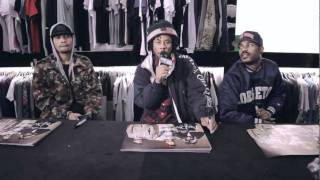 Pac Div | The Label Situation, The Div Co., & Touring With Mac Miller