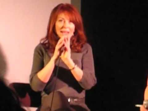 Cassandra Peterson Discusses The Early Days Of Her Elvira Character - 2011