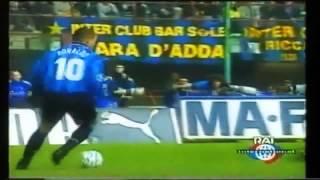 Ronaldos Schnelligkeit und Antritt