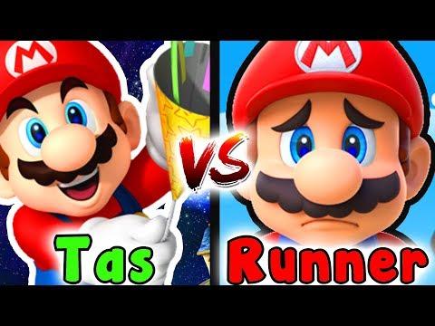 Tas VS Speedrun - Bob-ombs Battlefield (Super Mario 64)