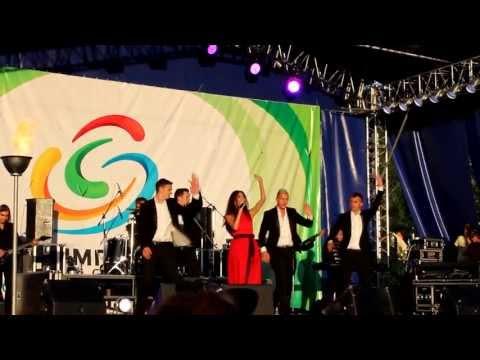 Зара в Коряжма.29 июня 2013 (видео)