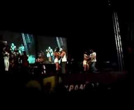 Banda Calypso em Jaqueira/ES 15/03/08 - Concurso de Dança Homens