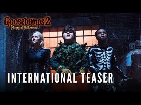 GOOSEBUMPS 2 – International Teaser