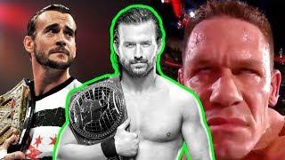 Video PUNK TESTIMONY! NXT HEADING TO FOX? CENA CALLS OUT WWE LOCKER ROOM? Going In Raw Podcast MP3, 3GP, MP4, WEBM, AVI, FLV Juni 2018